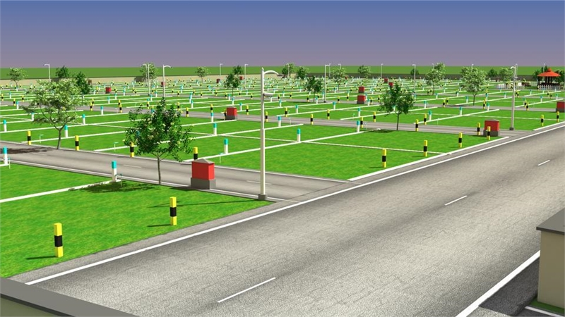 Plot/land in Babatpur :  ( Near Sheat College), Plots For Sale by Owner