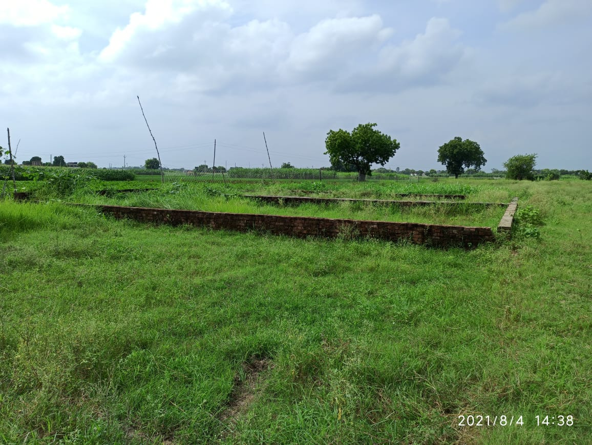 Residential Plot For Sale Babatpur Airport  Varanasi. Inquiry for land value
